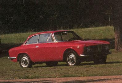 Alfa Romeo 1300 Gt Junior - 1966-1976