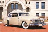 Lincoln Continental Coupe - 1946